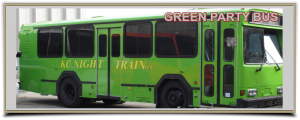 green party bus rental kansas city