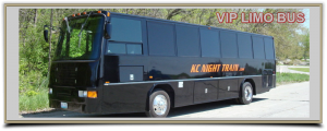 vip party bus rental kansas city